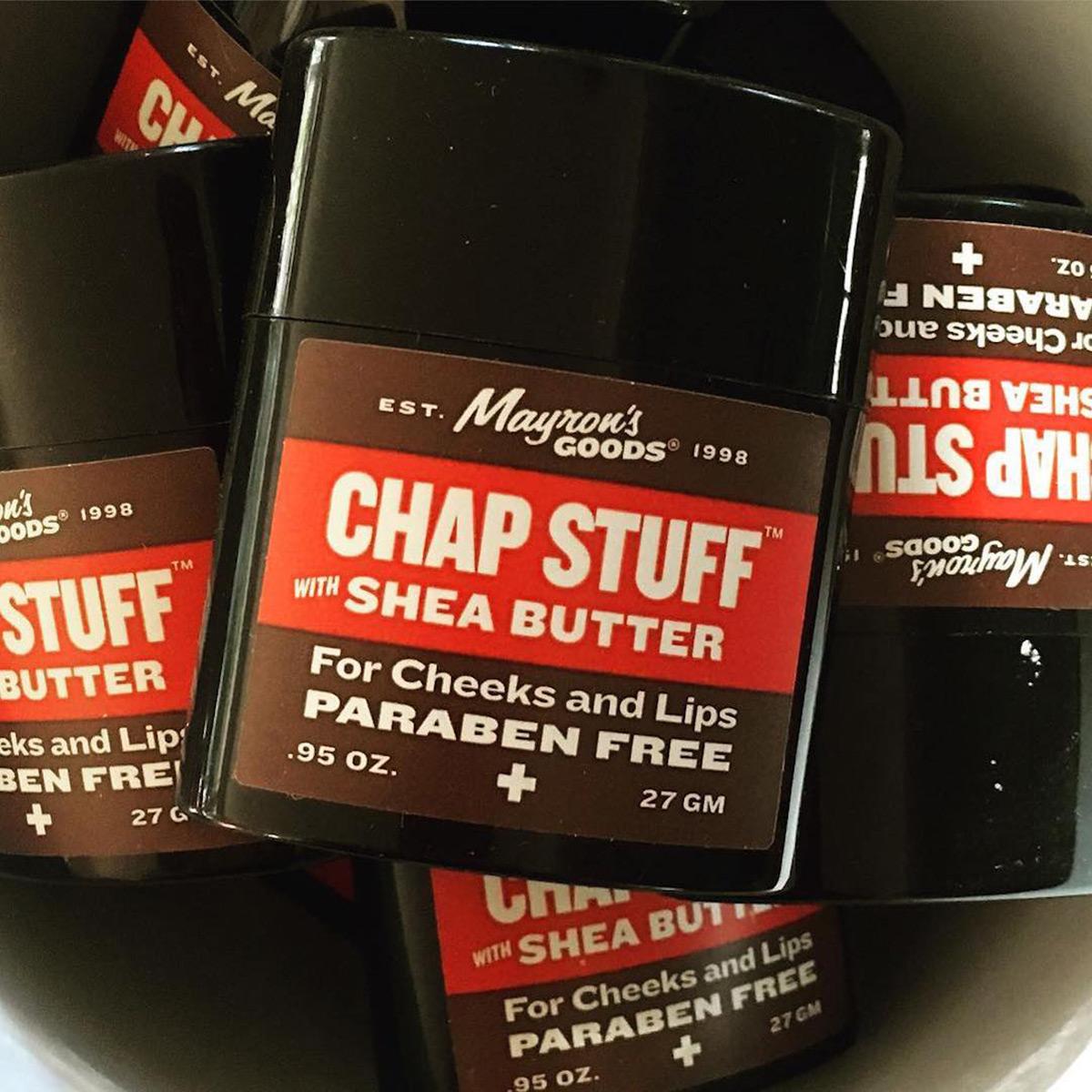 Mayrons Goods Chap Stuff 2