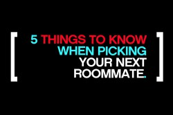 5 Things To Know Roommates