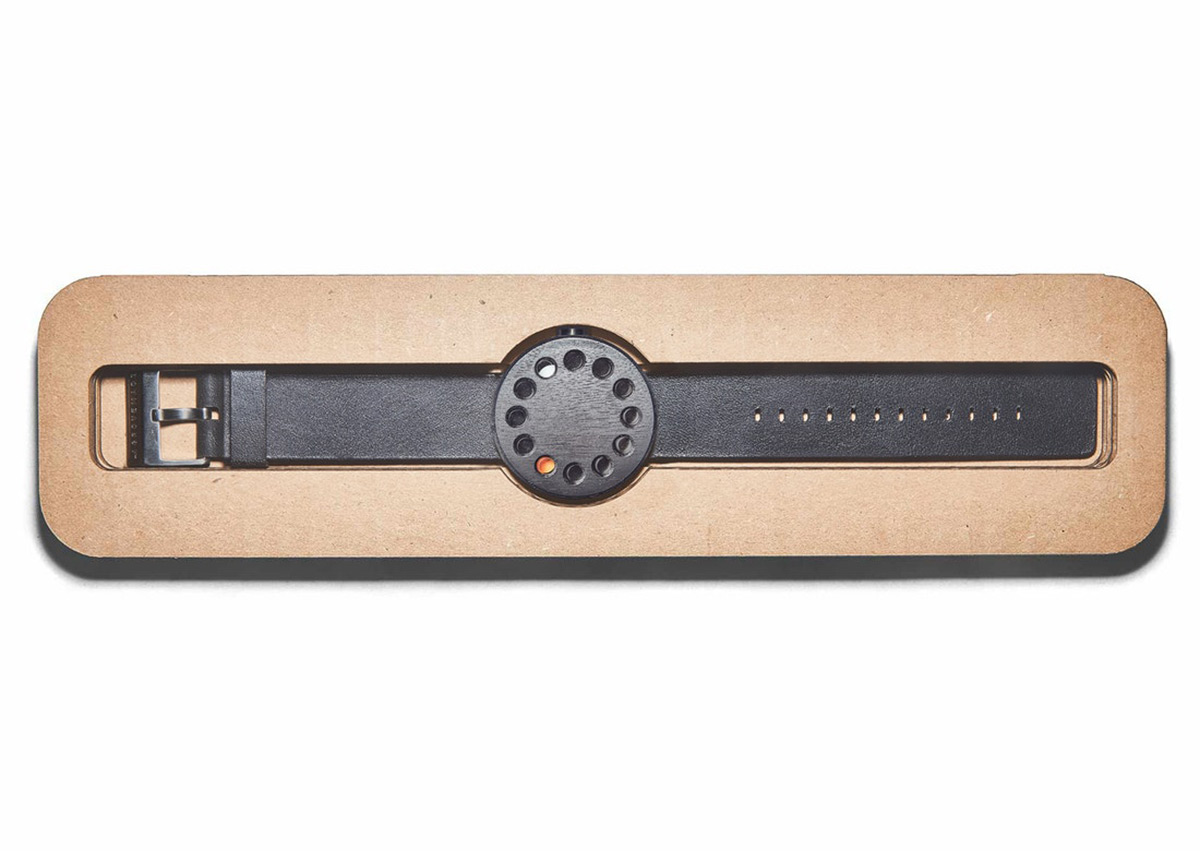 Grovemade Watch 01 Black