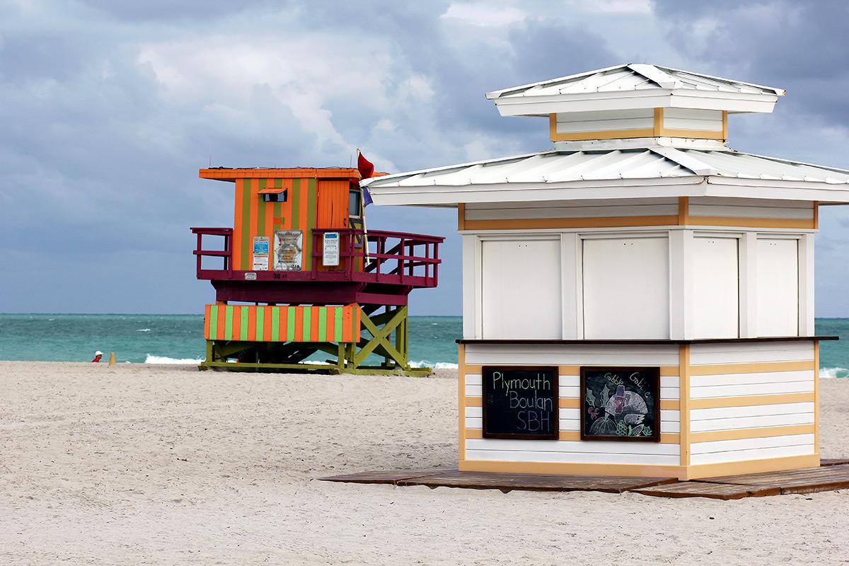 Miami South Beach Life Guard