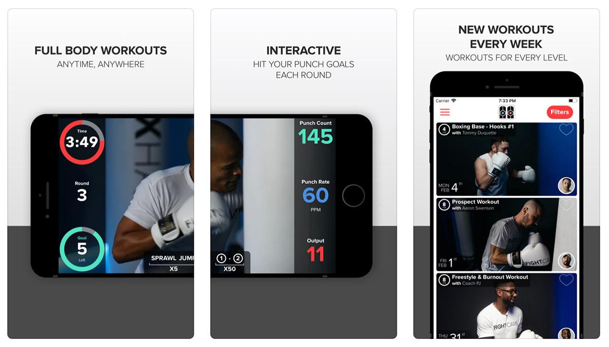FightCamp App