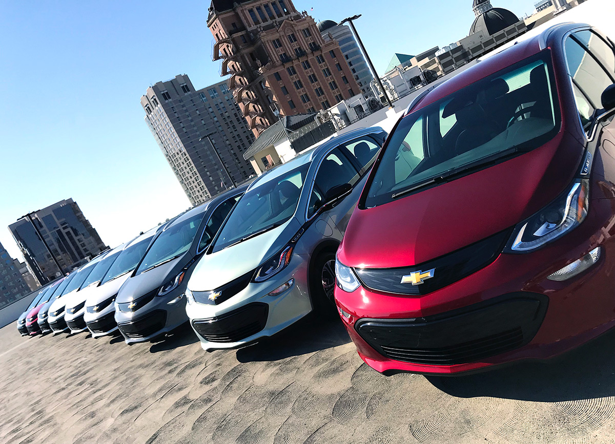 Chevy Bolt Ev 6