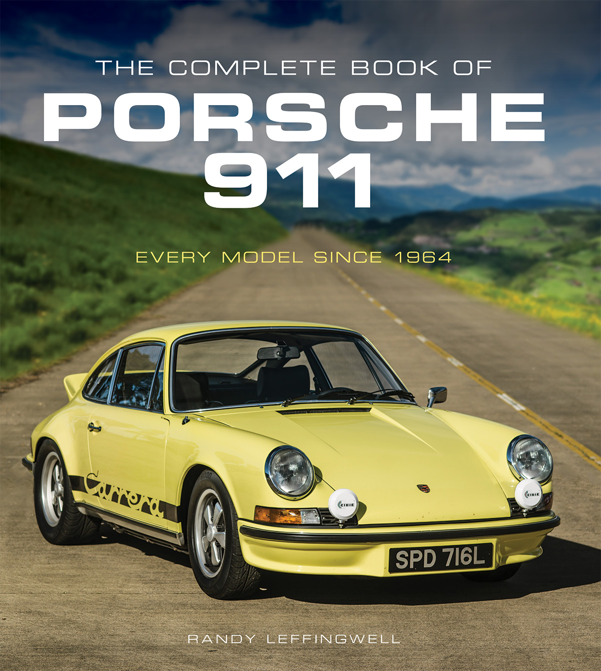 Complete Book Of Porsche 911 Cover