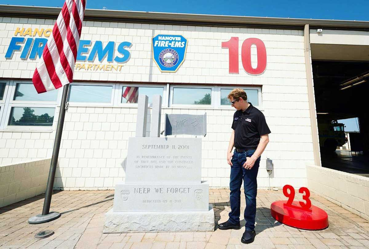Brad Keselowski Fire Department Foundation