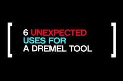 Use A Dremel Tool