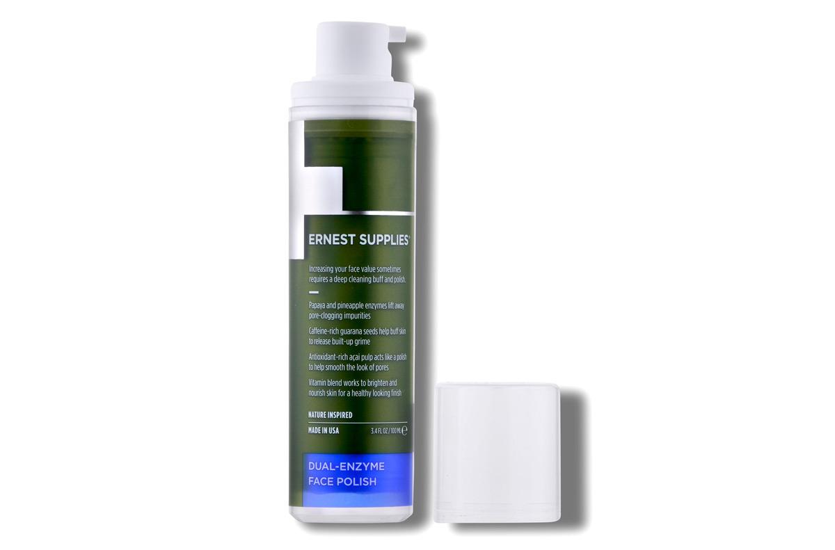 Ernest Supplies Dual Enzyme Face Polish