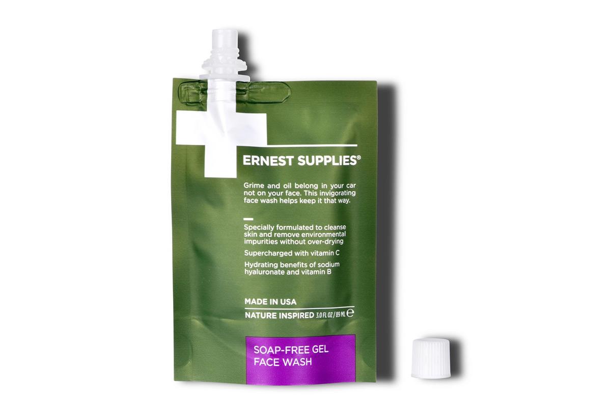 Ernest Supplies Soap Free Gel