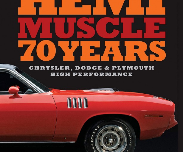 Hemi Muscle 70 Years Book