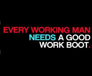 Mankind Work Boots