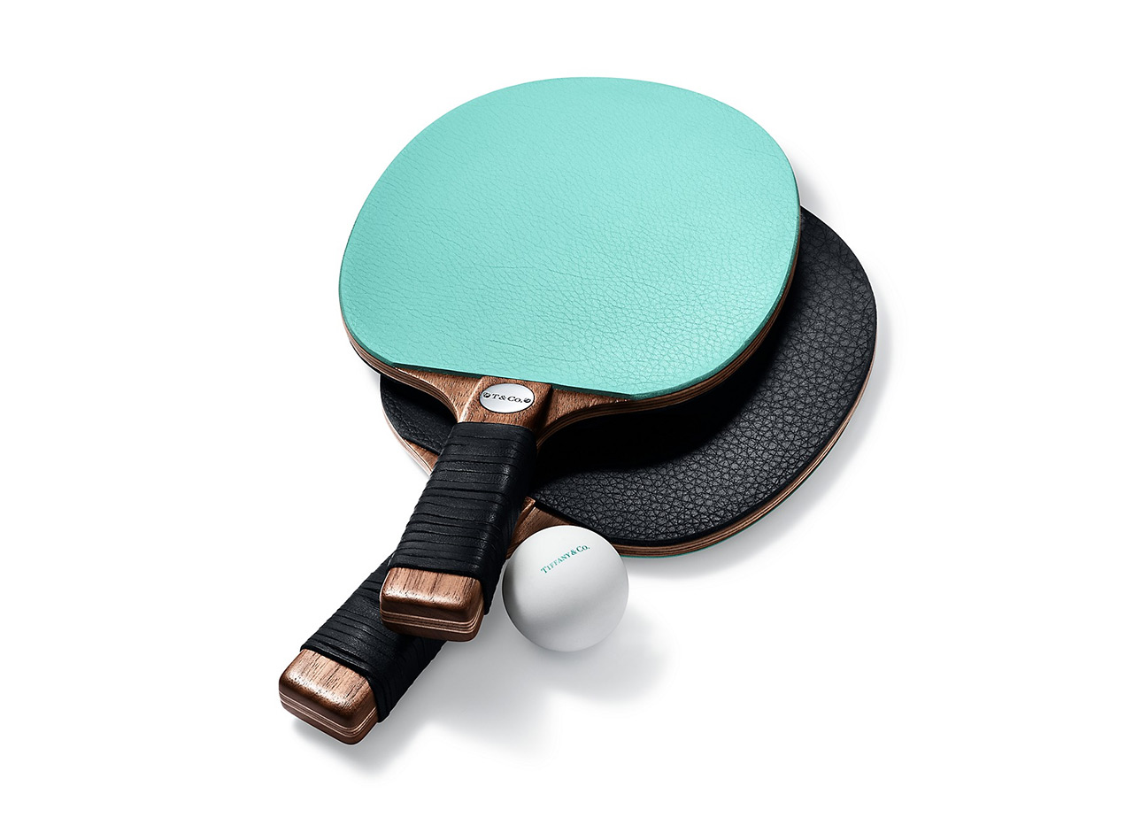 Tiffany Co Paddle Set