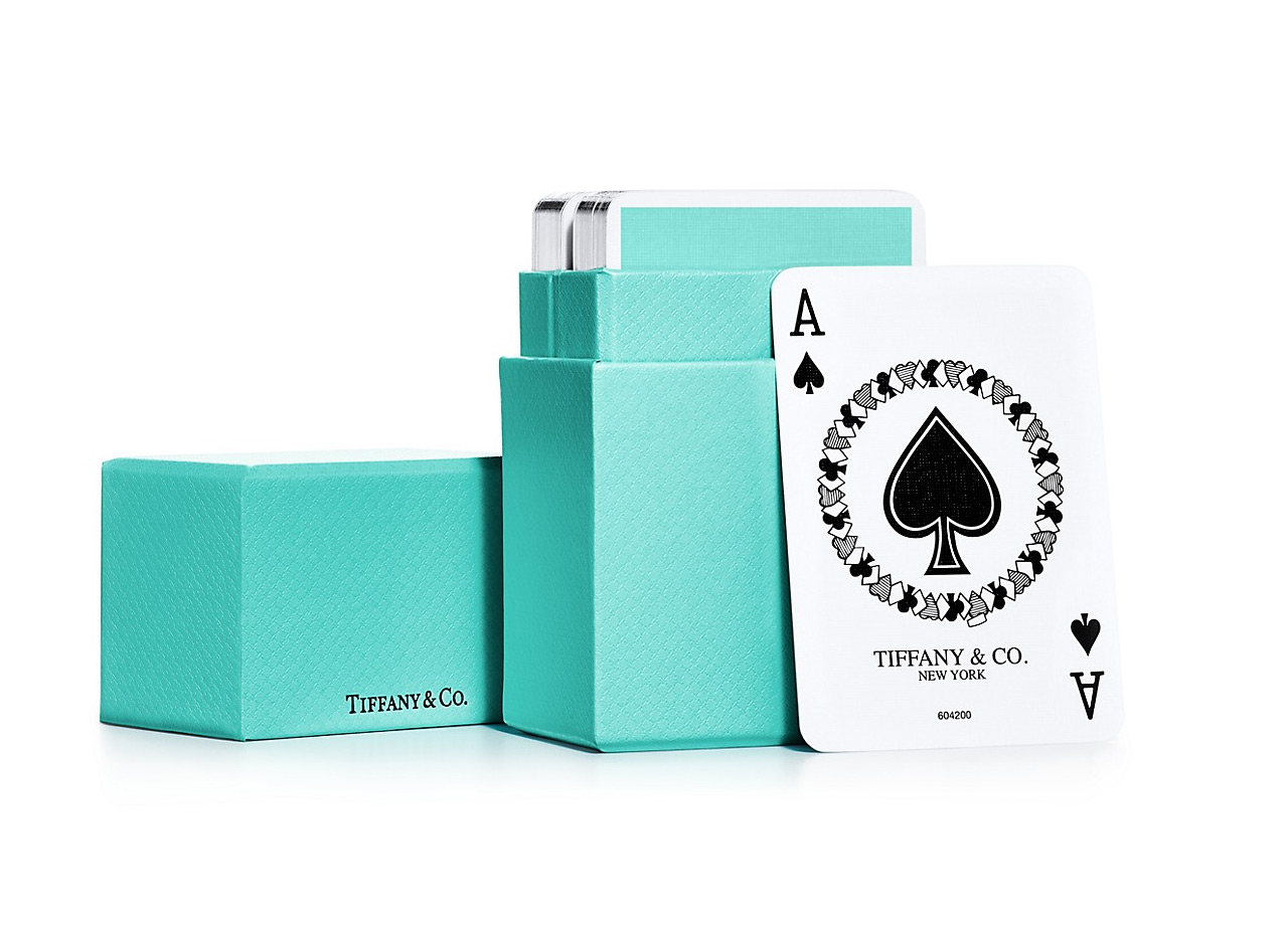 Tiffany Co Playing Cards