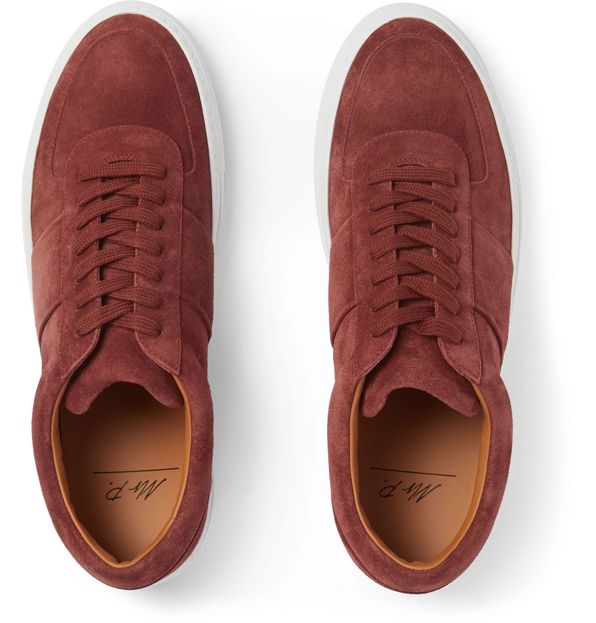 Mr P Larry Suede Sneakers