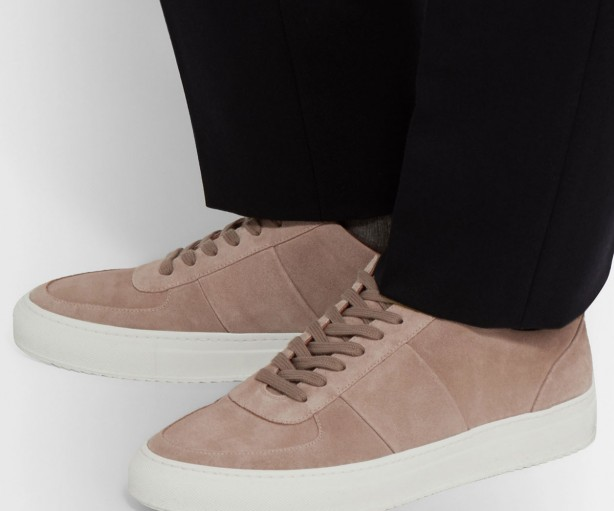Mr P Suede Sneaker Collection