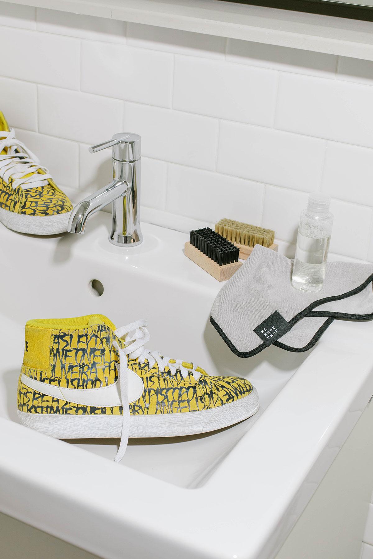 Reshoevn8r Shoe Care Clean Sneakers 2