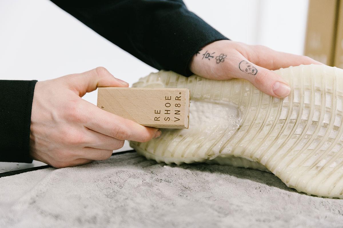 Reshoevn8r Shoe Care Clean Sneakers