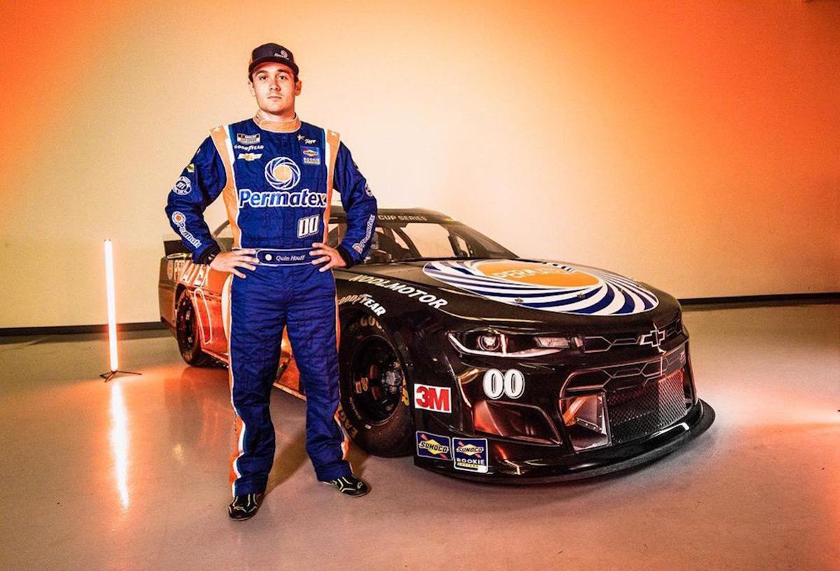 Quin Houff Nascar Driver Interview 1